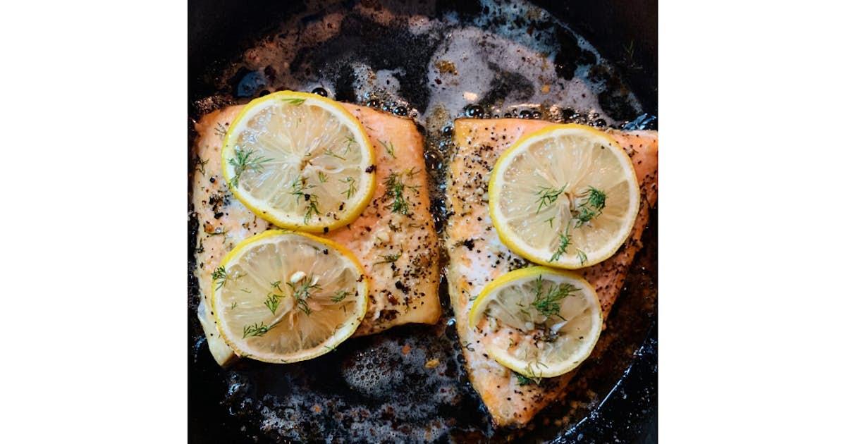 Lemon-Dill Arctic Char