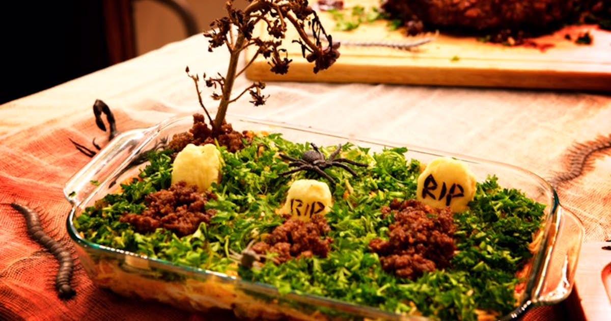 Graveyard 8-Layer Dip
