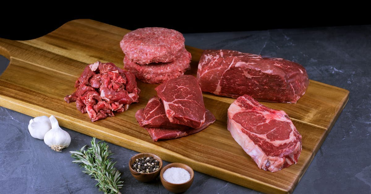 The Basics Behind Meat Marbling