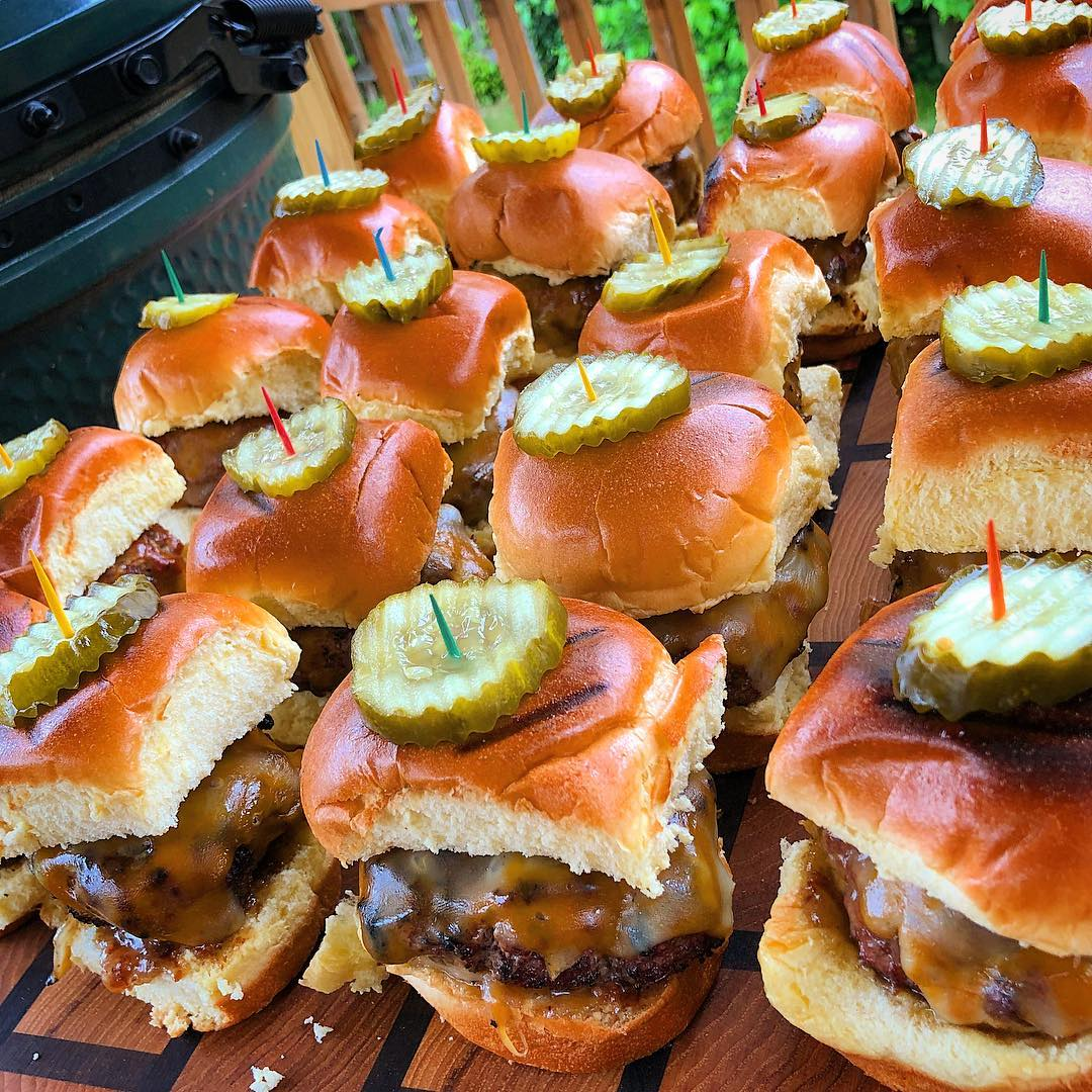Cheeseburger Appe-sliders