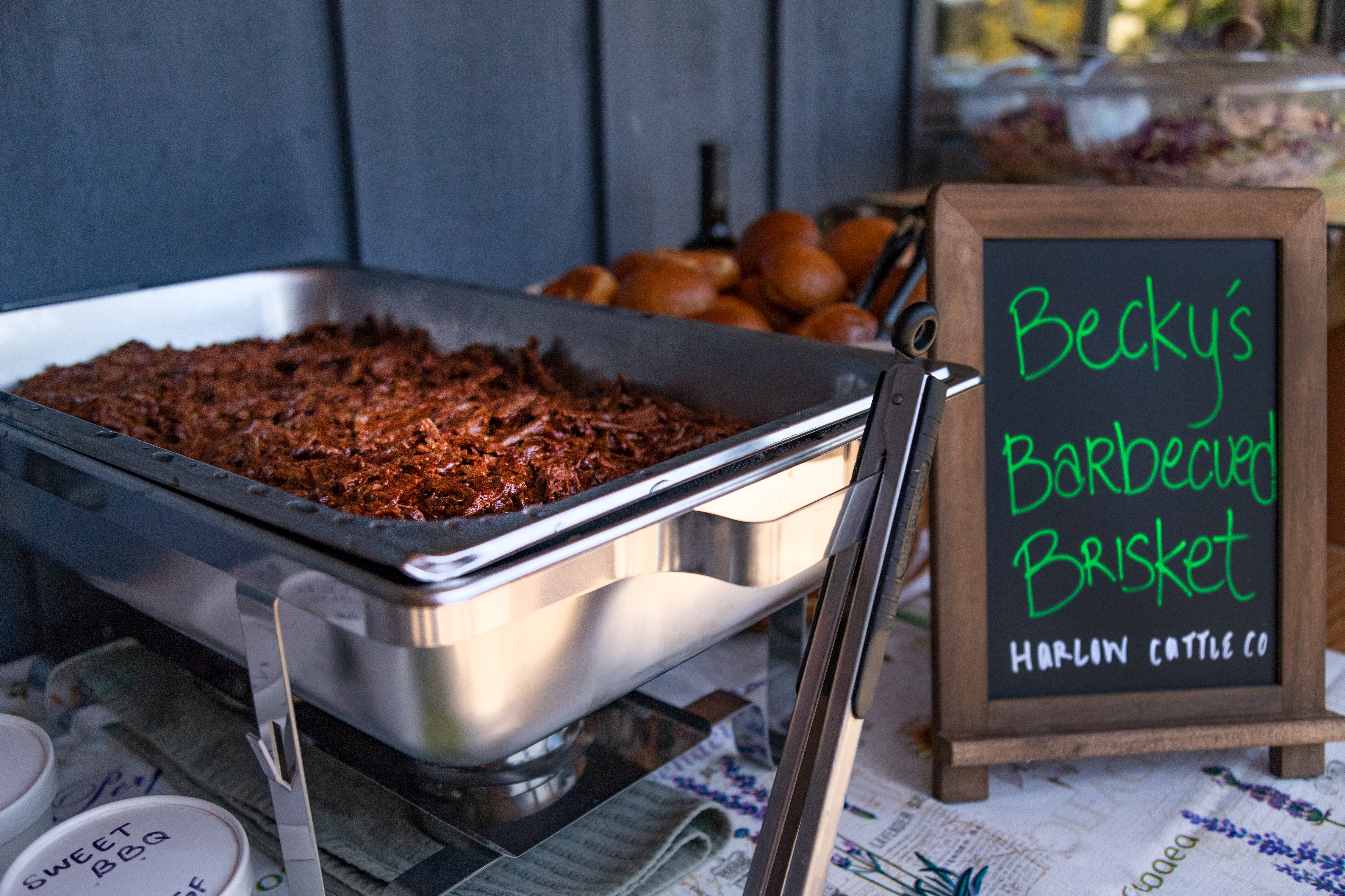 Becky's Famous Pulled BBQ Brisket