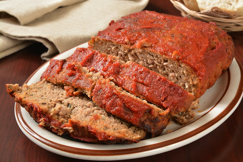 Classic Homestyle Meatloaf