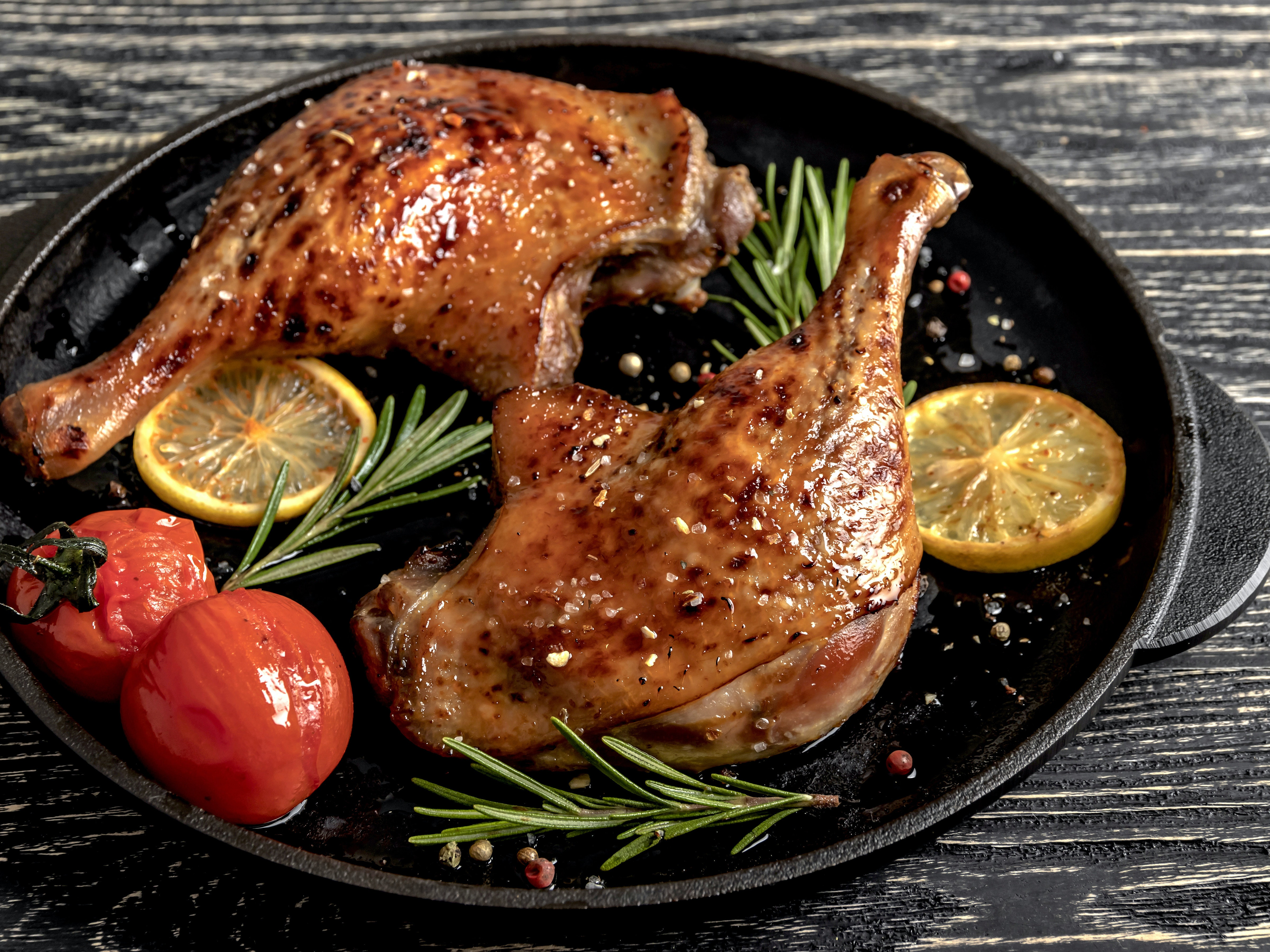 How to Cook Duck Leg Quarters