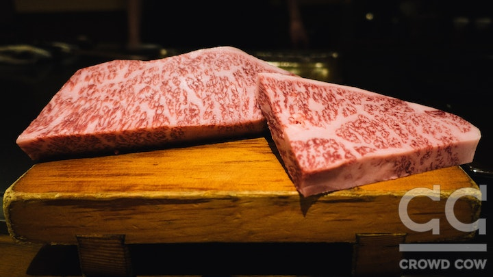 A5 Wagyu in Japan