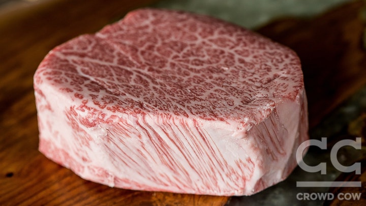 A5 Wagyu from Crowd Cow