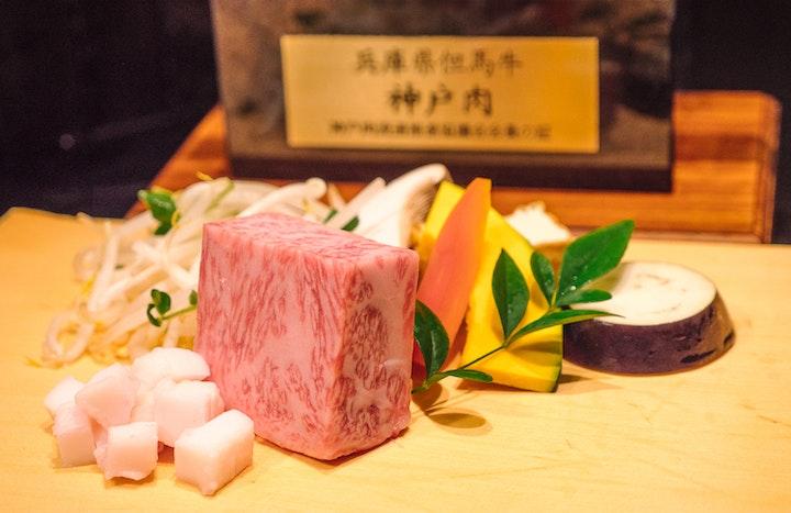 Kobe Beef in Japan