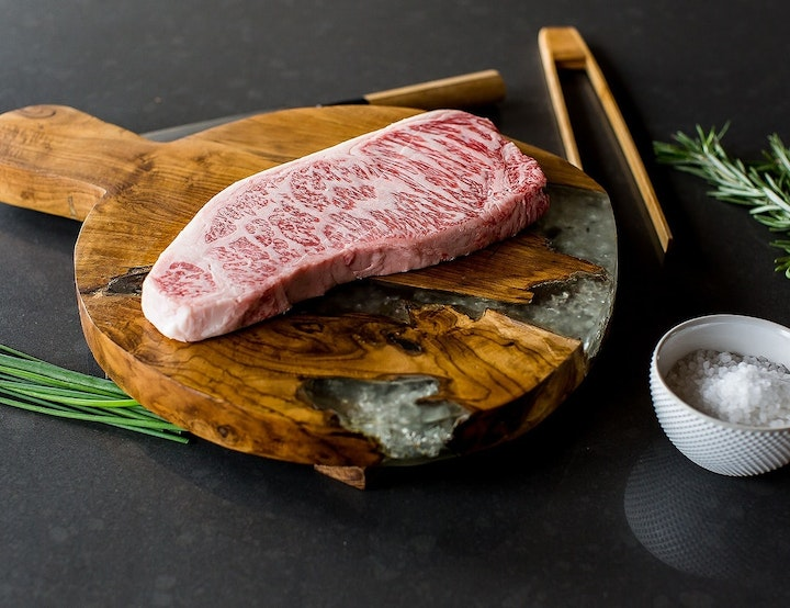 Japanese A5 Wagyu on Crowd Cow