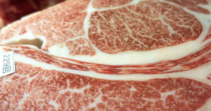 Awaji, Japan where 70% of Kobe Beef is raised and rated