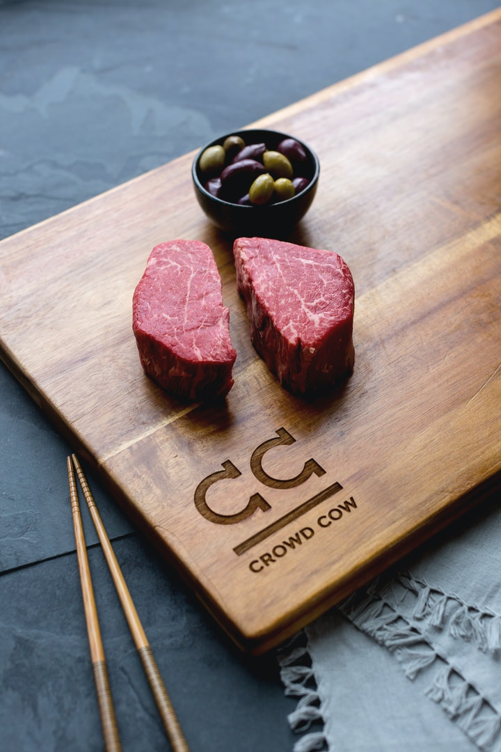 A4 Olive Wagyu tenderloin on Crowd Cow