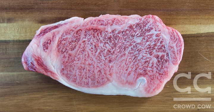 Olive Wagyu from Kagawa Prefecture (Crowd Cow)