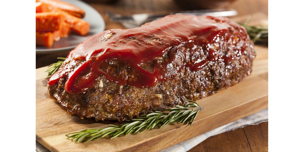 Bison Meatloaf