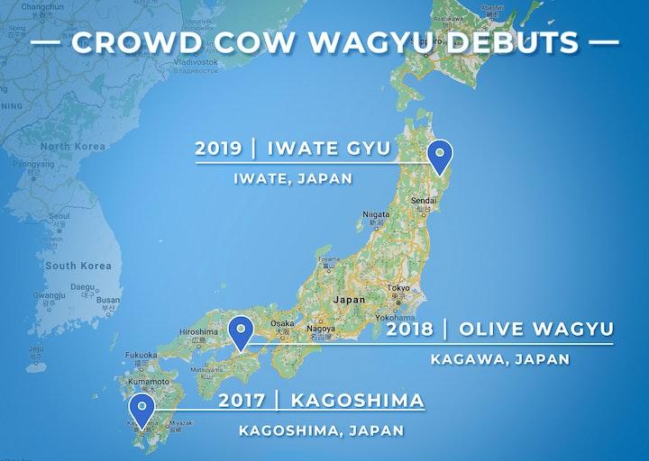 Iwate Wagyu - Crowd Cow