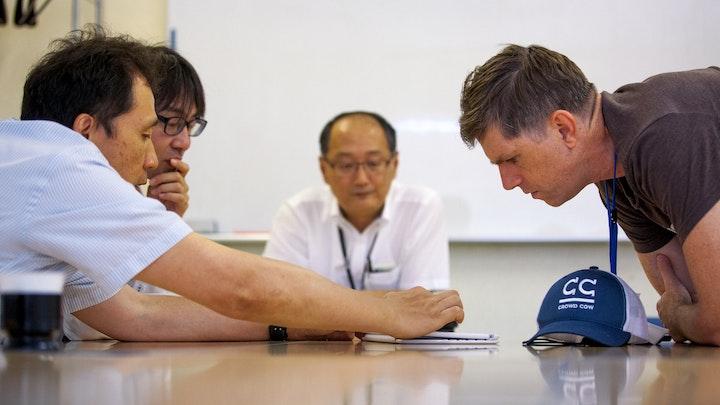 Talking Beef in Kagoshima