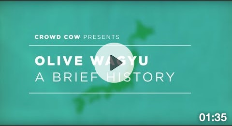 Olive Wagyu - A Brief History