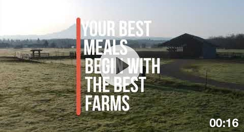 Your Best Meals Begin with the Best Farms