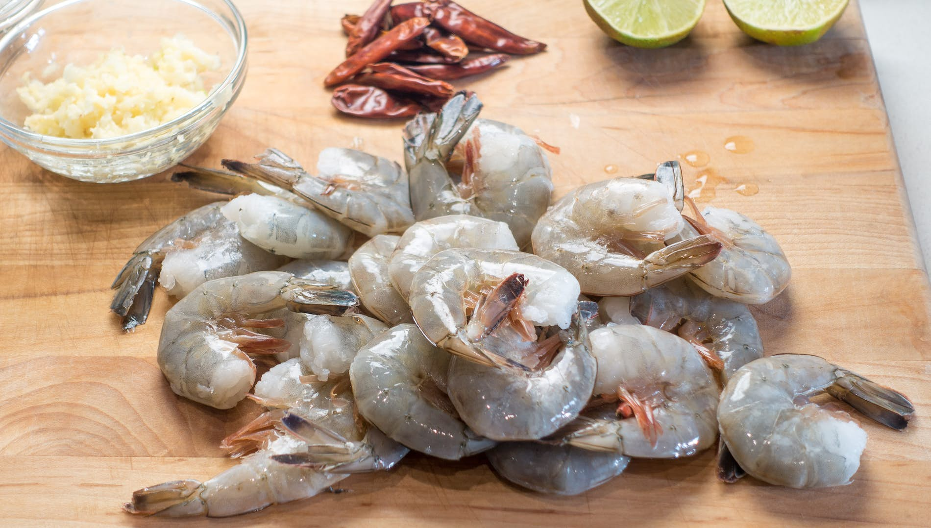 How to Thaw Shrimp in 20 minutes