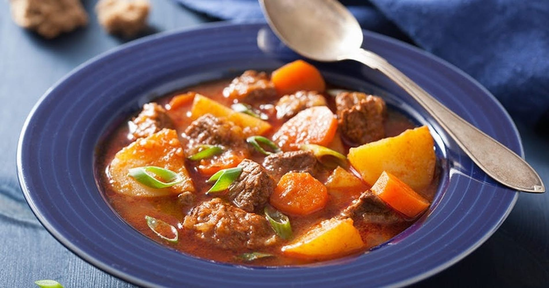 Classic Holiday Braised Beef Stew