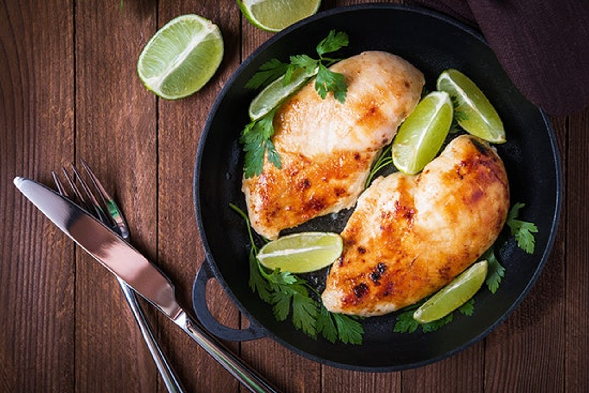 Thaw Chicken in 15 Minutes