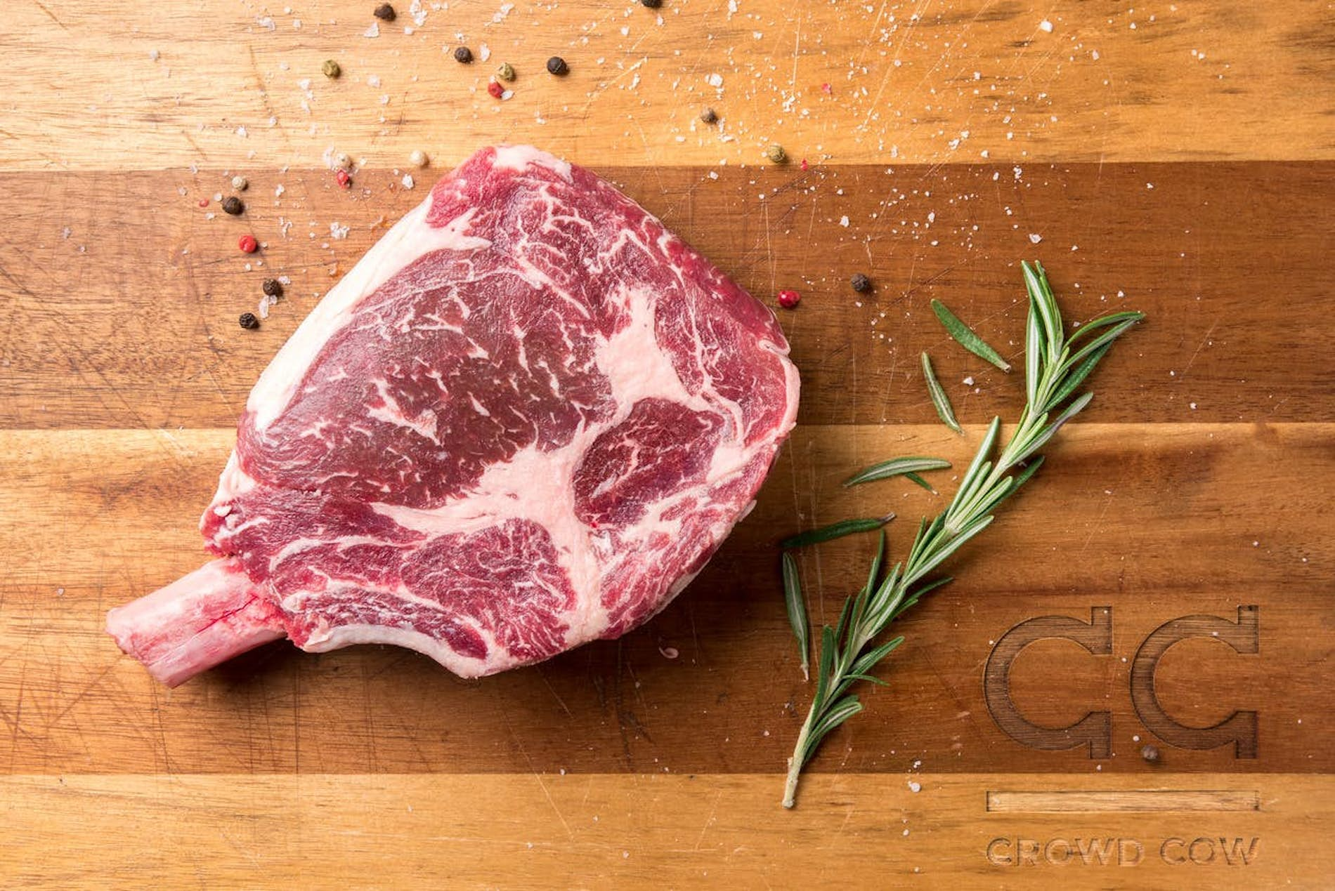 How to BBQ Thick-Cut Steaks