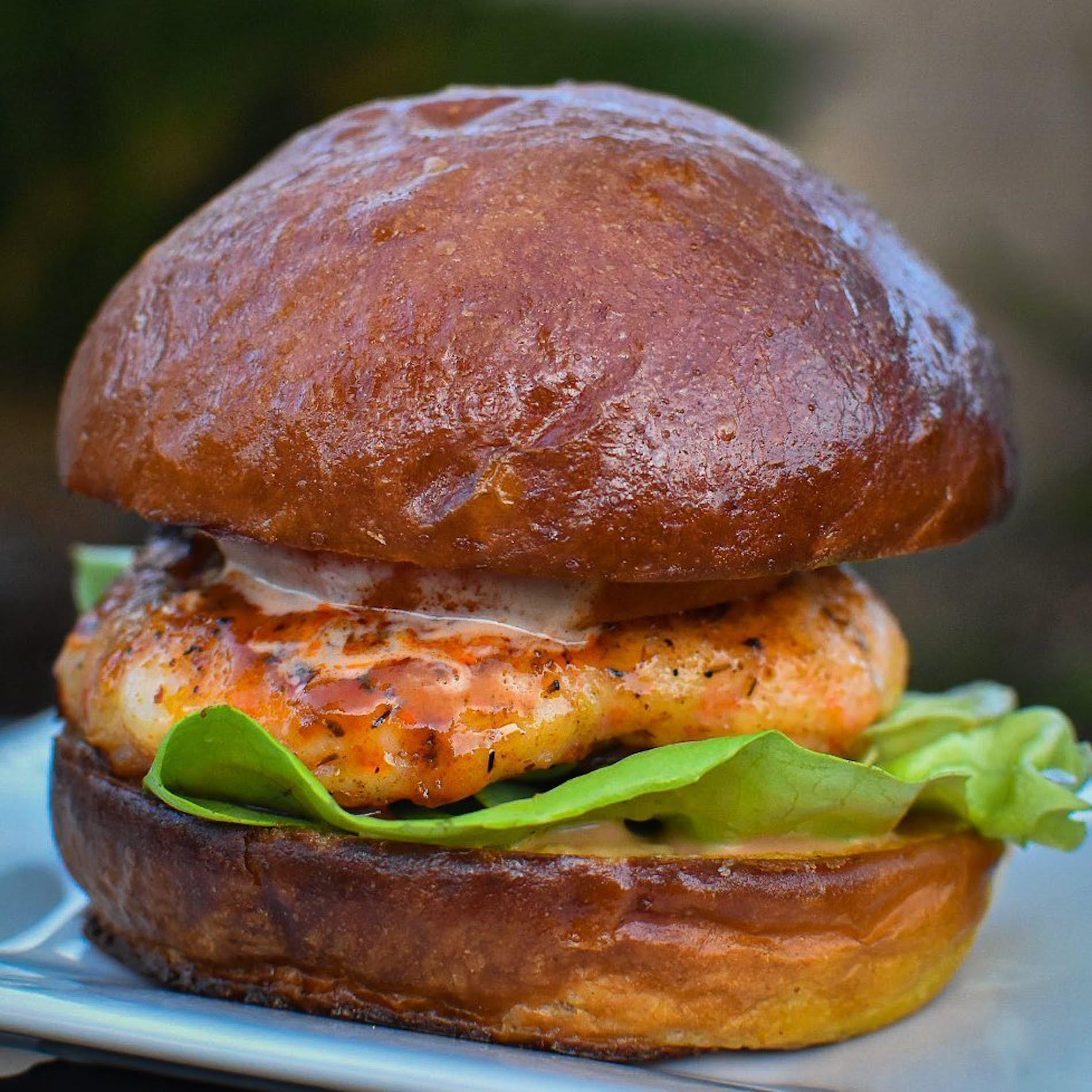 How to Cook Shrimp Burger Patties